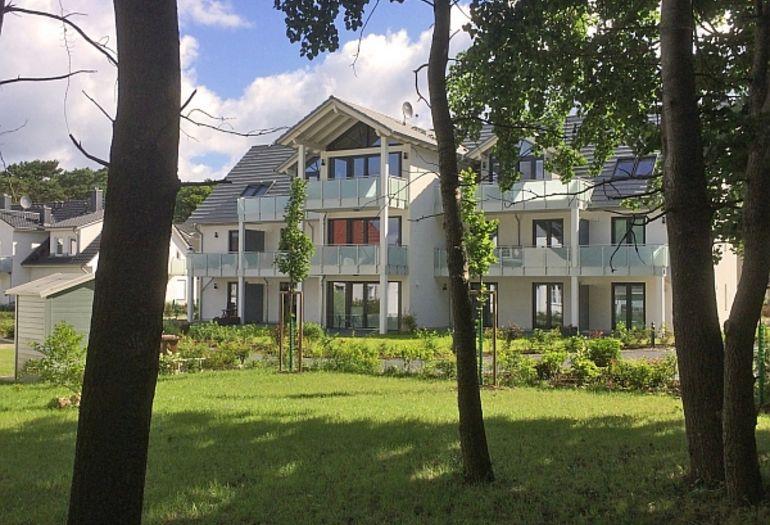 Haus Windrose Ostseebad Thiessow
