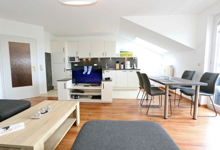 SEEMANN Appartement Whg. C14 mit Balkon