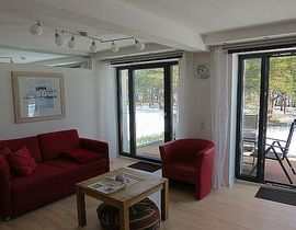Haus Aurum Appartement Ostseestrand mit Balkon