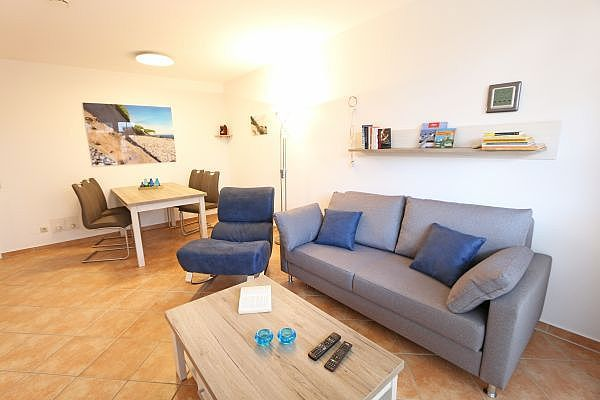 SEEMANN Appartement Whg. 3 mit Terrasse