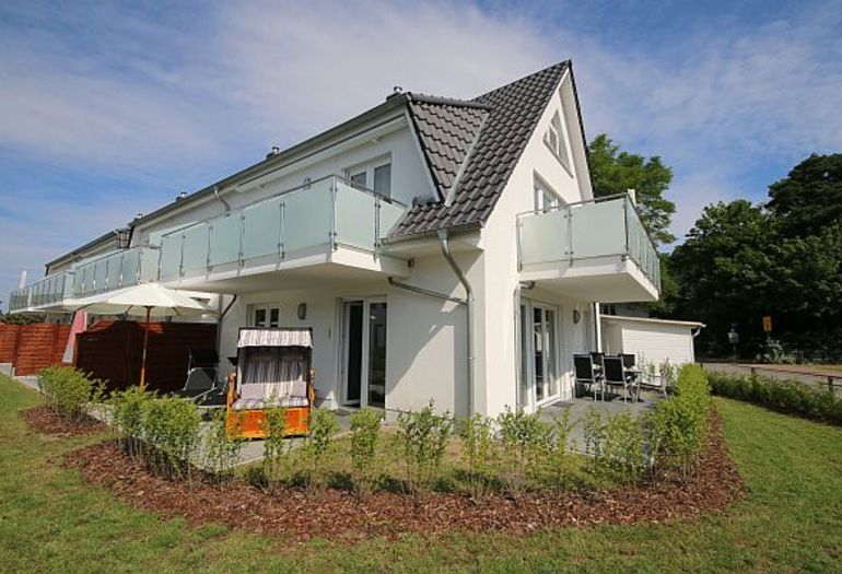Haus Sanddorn Ostseebad Thiessow