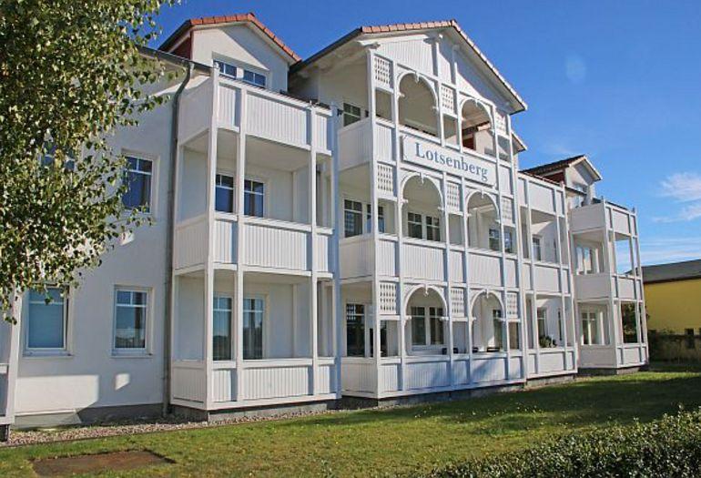 Haus Lotsenberg Ostseebad Thiessow