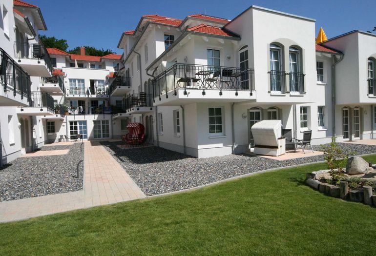 Haus Meeresblick Baabe A 2 05 Baabedos mit Balkon