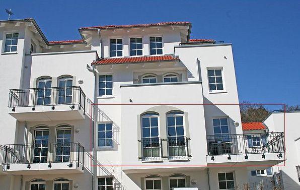 Haus Meeresblick Baabe A 2 31 KOJE mit Balkon