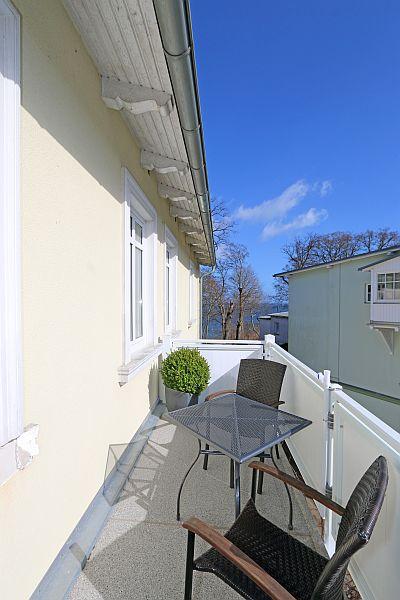 strandmuschel balkon