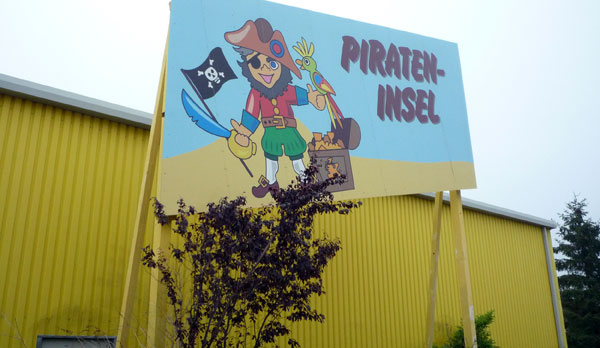 Spielpark Pirateninsel